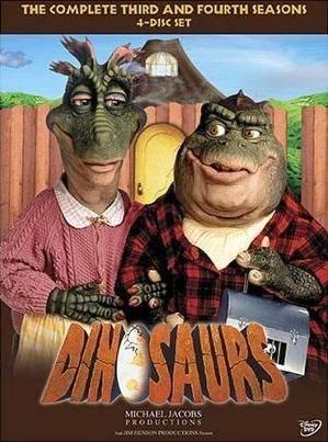 Dinosaurios Temporada 3 (Latino)