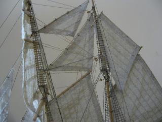 modelismo naval : santa helena de constructo a escala 1/85