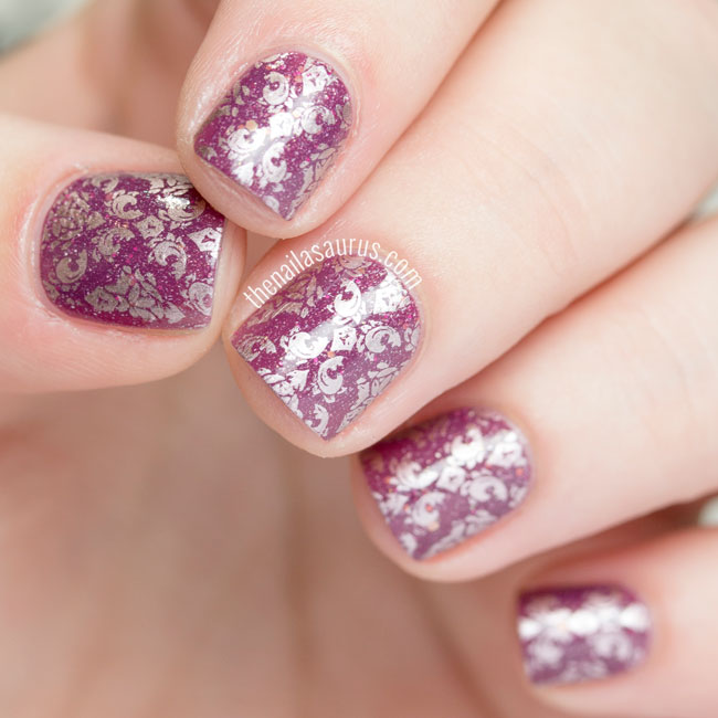 31DC2015: Ornate Nails
