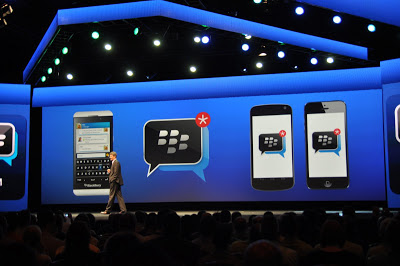 BBM, da BlackBerry, chegar ao Android e ao iPhone