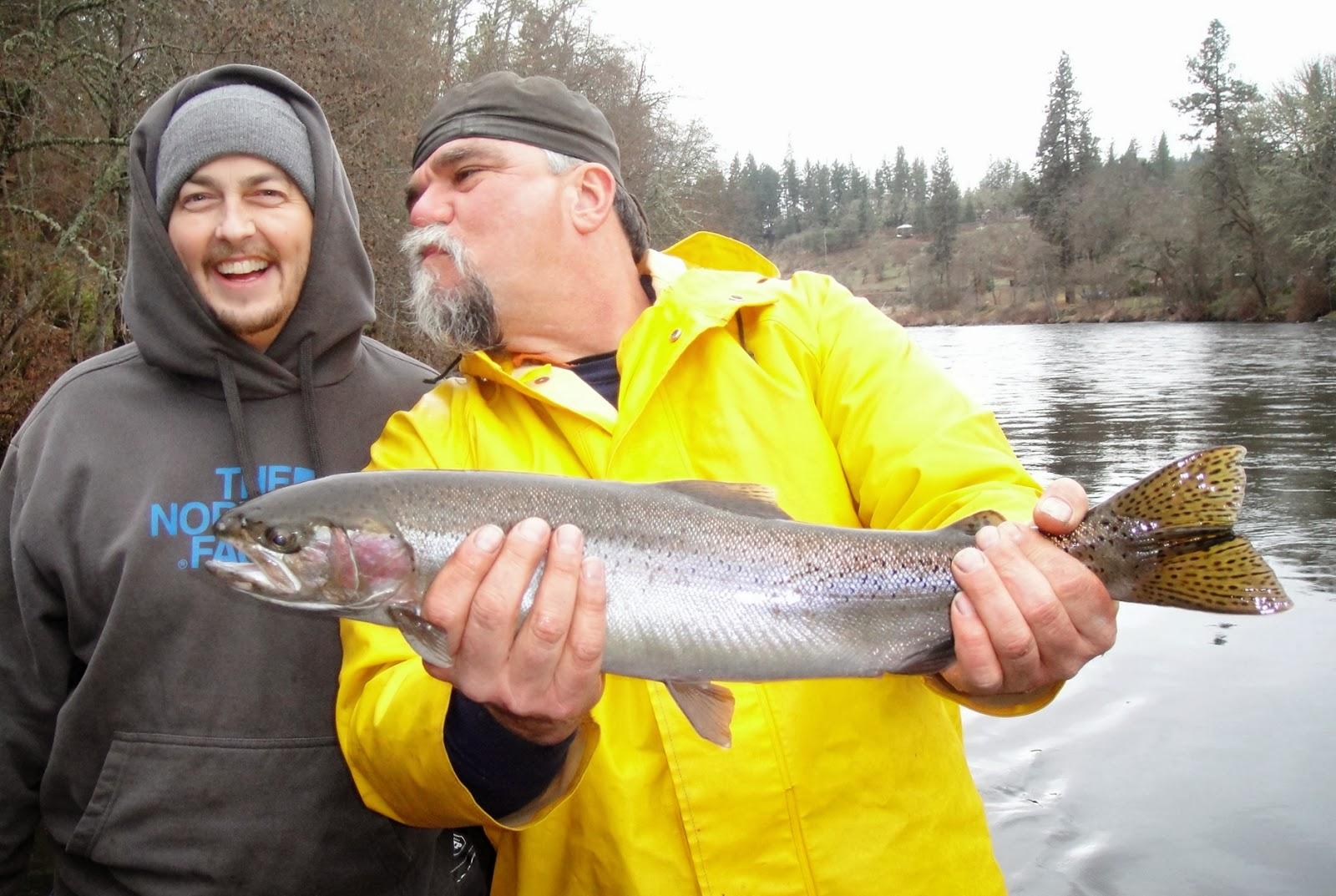 steelhead-Rogue river-fishing