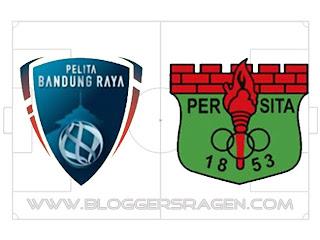 Prediksi Pertandingan Pelita Bandung Raya vs Persita Tangerang