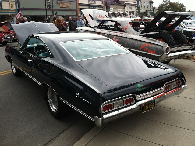 Tamerlane S Thoughts Niles Car Show
