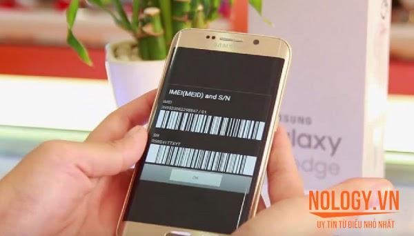 Hướng dẫn chọn mua Samsung galaxy S6 Edge