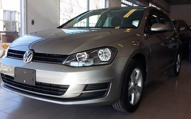 VW Golf 2016 1.6 16V Trendline
