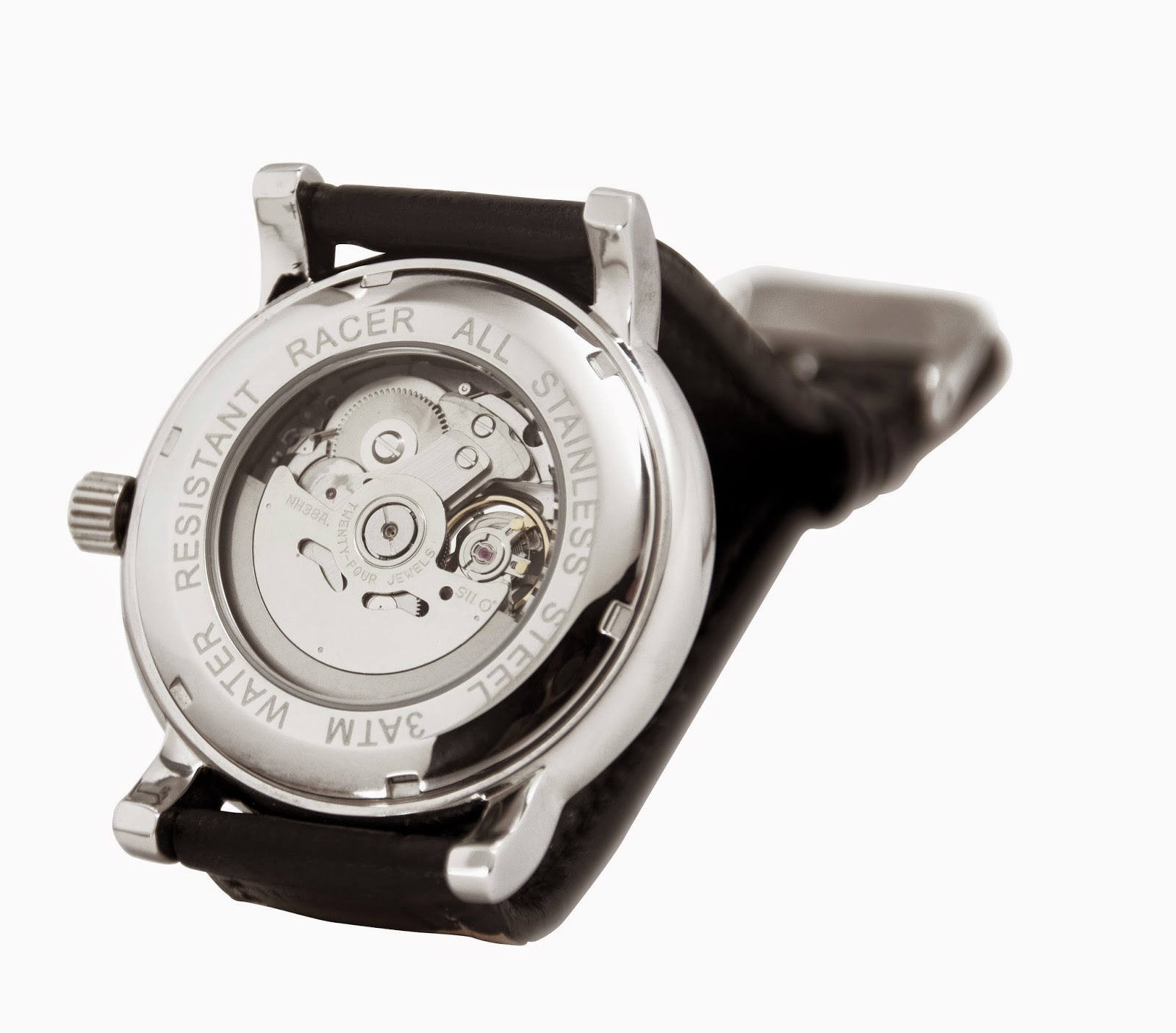 A-100, automático, día del padre, Racer, regalos, relojes, Suits and Shirts, watches,