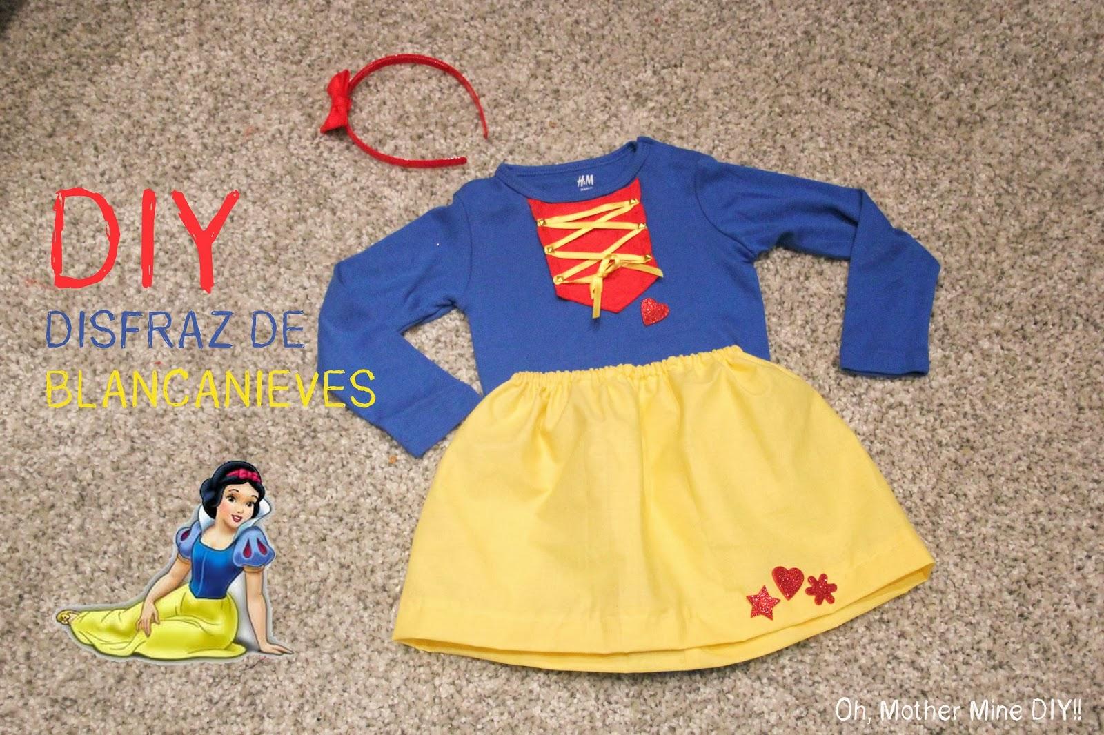 4 Disfraces DIY muy fáciles de hacer para CARNAVAL (niño y niña ...