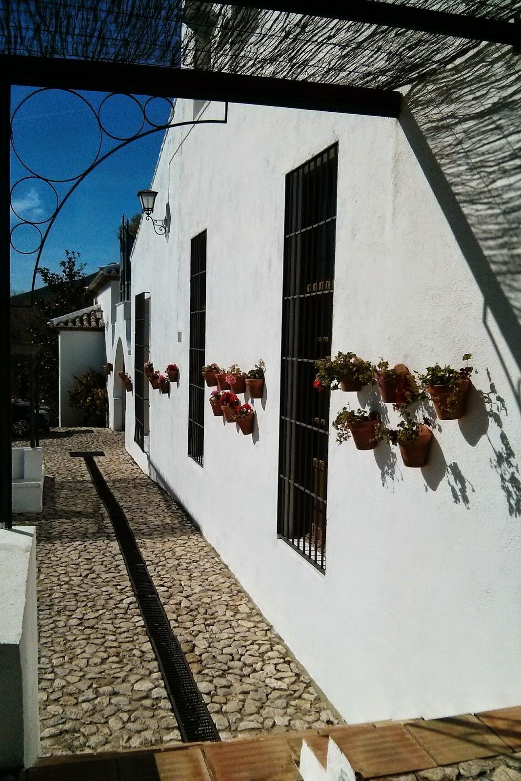 Villa Turística de Priego - Edificio principal