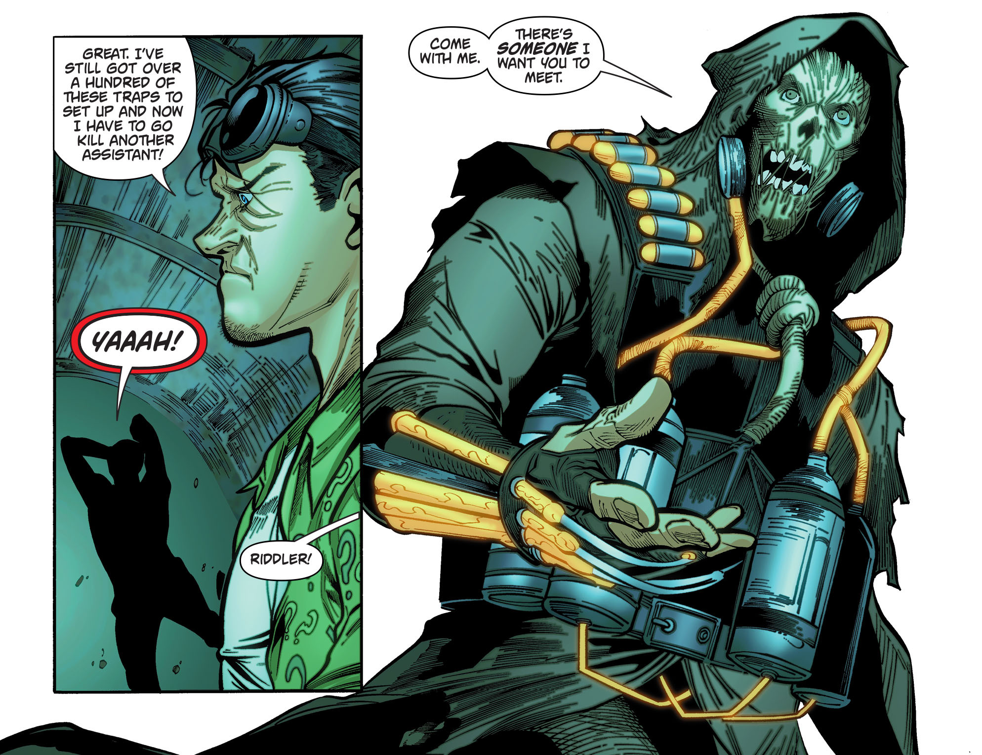 Batman: Arkham Knight [I] Issue #36 #38 - English 14