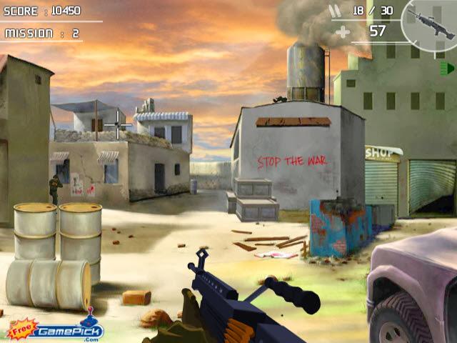 لعبة الحرب العالمية WW4 Shooter