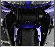 Yamaha R15 2.0 double horn