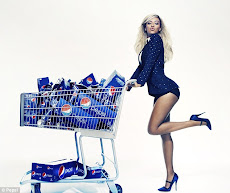 BEYONCE!!! WELCOME TO PEPSI US$50,000,000 DEAL