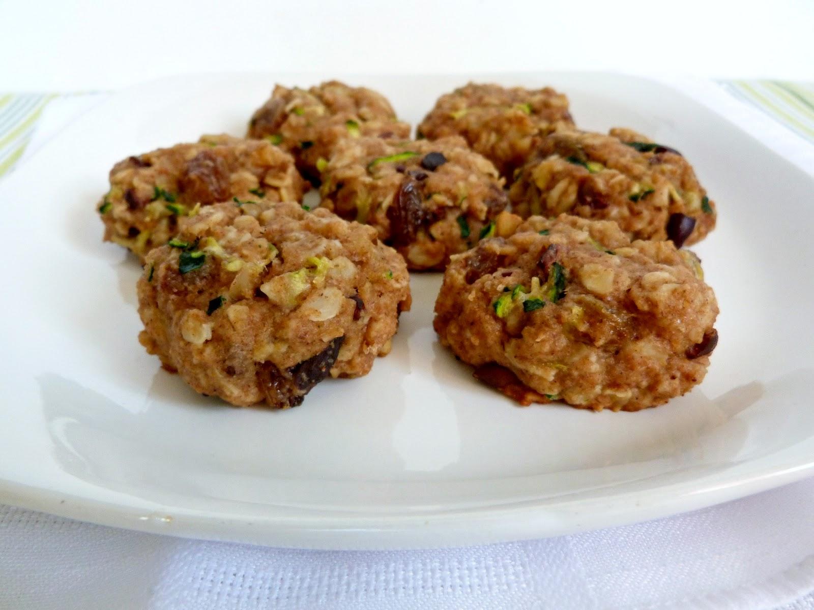 Zucchini Cookies Recipe — Dishmaps