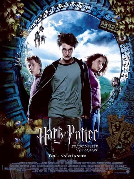 Harry Potter et le prisonnier d?Azkaban