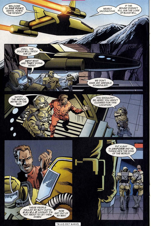 Captain America (1998) Issue #40 #47 - English 22