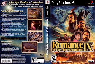 Download GamesRomance of the Three Kingdoms IX PS2 ISO For PC Full Version