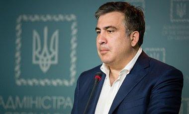 Саакашвили неоднократно заявлял, что правительство Украины подконтрольно олигархату