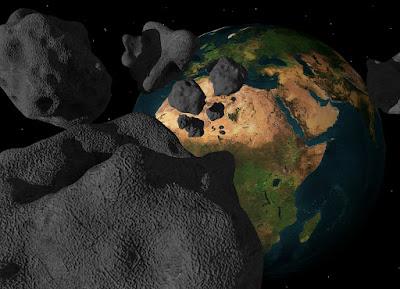 Asteroid Batu Angkasa yang Gagal Menjadi Sebuah Planet