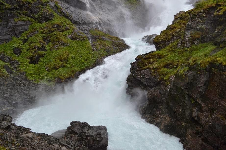 Seven Sisters Waterfall (Geirangerfjorden)