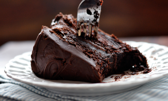 Most delicious moist chocolate cake recipe