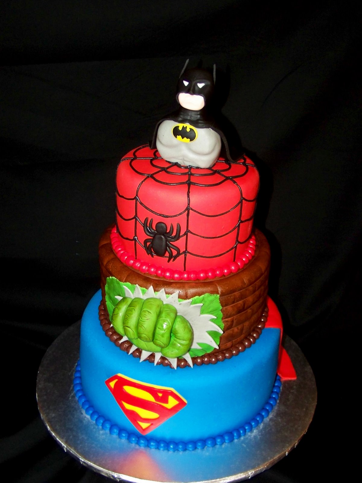 Pin Superhero Cakes That Are More Doable Cake on Pinterest