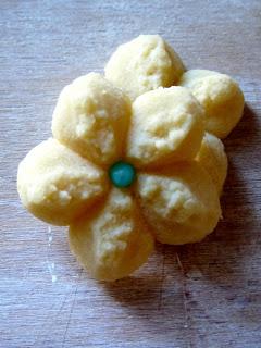 Cookie Press Dough Recipe