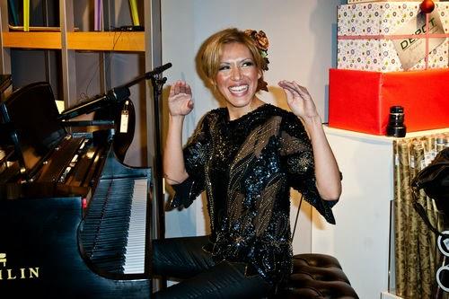 the 2000s ex-member Vanessa Petruo