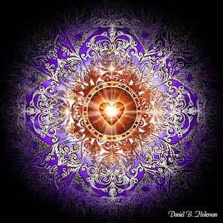 chakra do coração