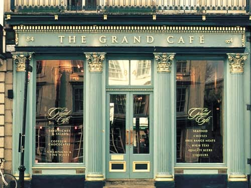 grand cafe oxford