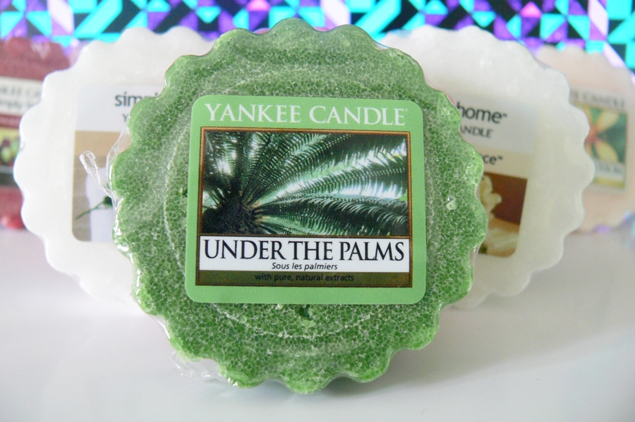 Yankee Candle - Under The Palms
