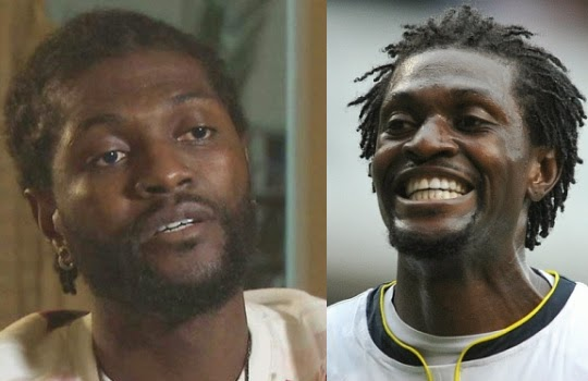 emmanuel adebayor mental problem