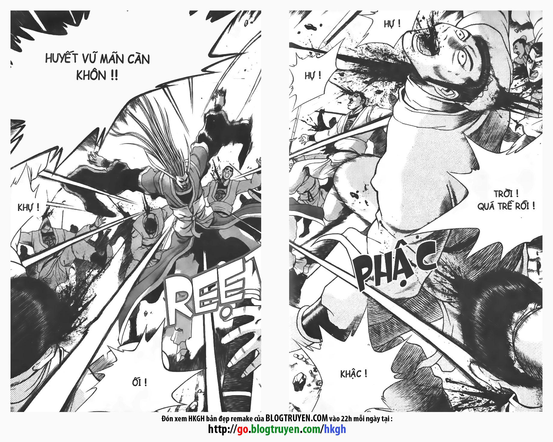Hiệp Khách Giang Hồ - Hiệp Khách Giang Hồ Chap 203 - Pic 5