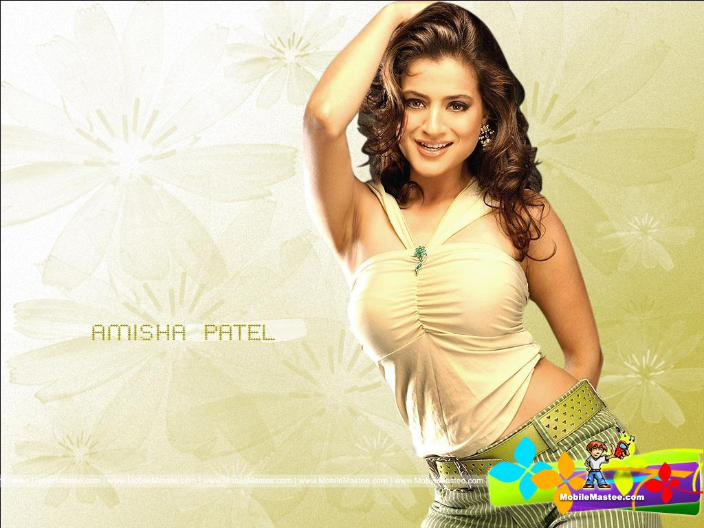 Hot & Sexy: Amisha Patel Hot Wallpapers Collection