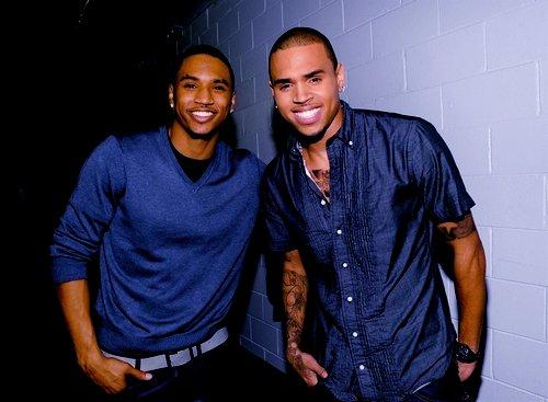Kemi Online ♥: Trey Songz shuts down Chris Brown joke