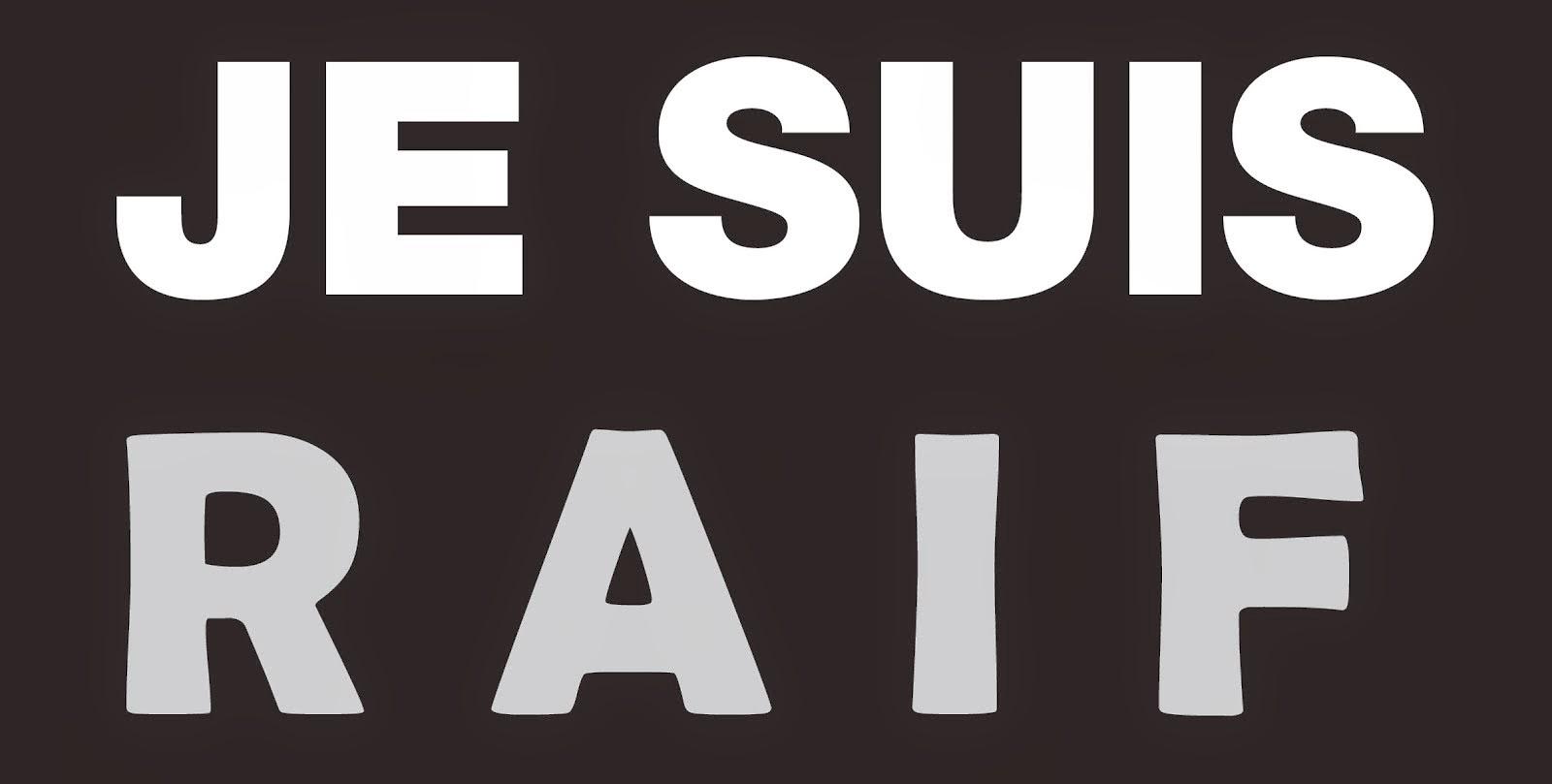 Stoppt die Folter gegen Raif Baldawi - JETZT!