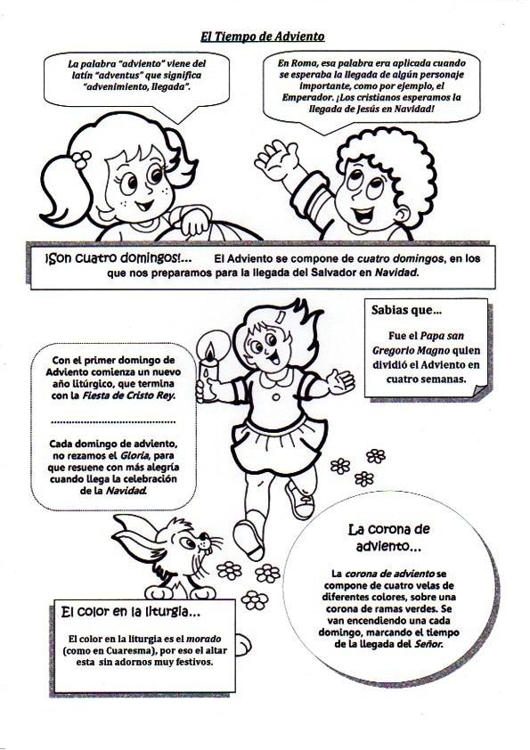 La Catequesis (El blog de Sandra): Recursos Catequesis Adviento 2015 ...