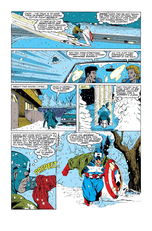 Captain America (1968) Issue #386 #319 - English 13
