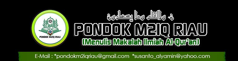 Pondok M2IQ Riau
