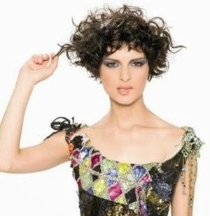 Peinados elegantes 2013 navidad y fin de año