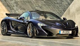 Gambar Mobil Sport McLaren P1 Terbaru_4