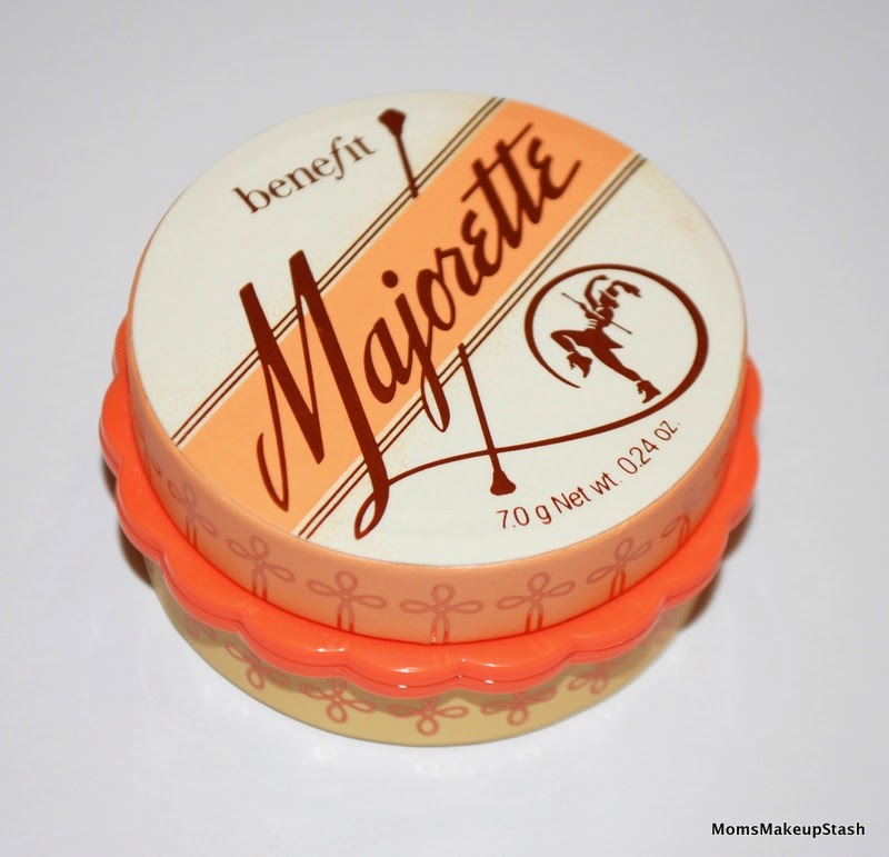 Benefit Majorette, Benefit Booster Blush, Benefit Majorette Blush, Benefit Cream to Powder Cheek Colour, Majorette Swatch, Majorette Review, Benefit Majorette Review, Swatches of Majorette by Benefit