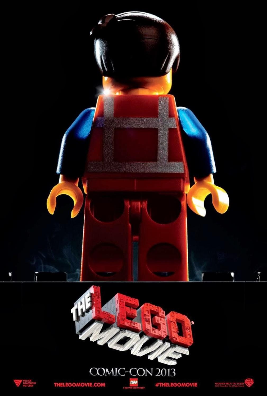 Lego film 2014