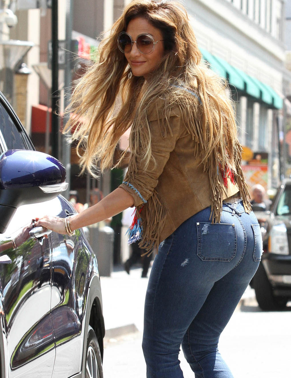 Jennifer lopez butt confirm. was