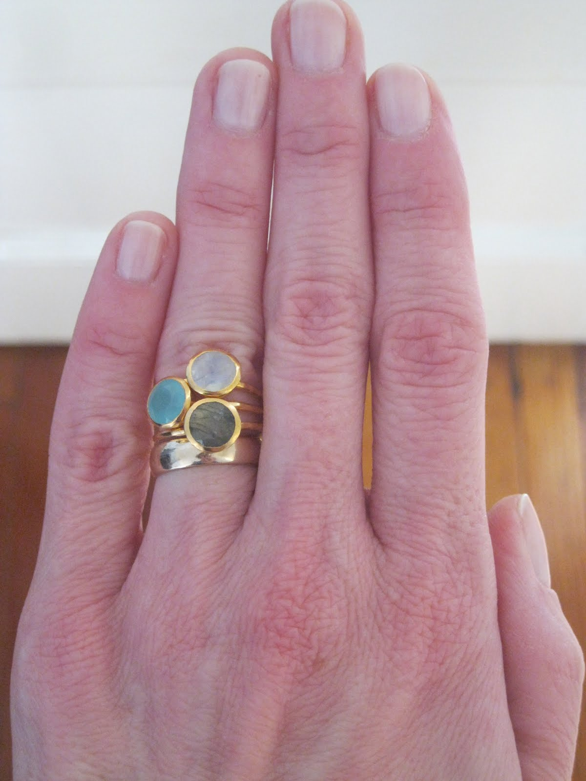 Everything Just So: Julie Collection Corsica Rings (Or, How I Spent ...