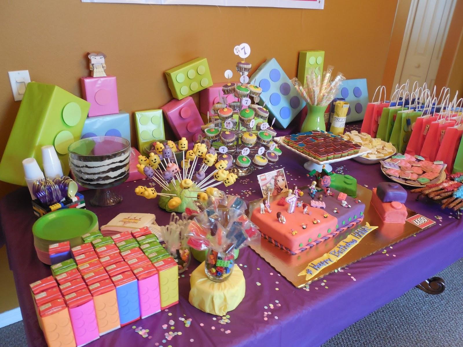 life through my lens super fun lego birthday party