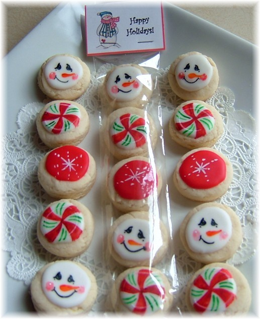 Christmas snowman cookies ideas food and drink Christmas cookies to make for gifts