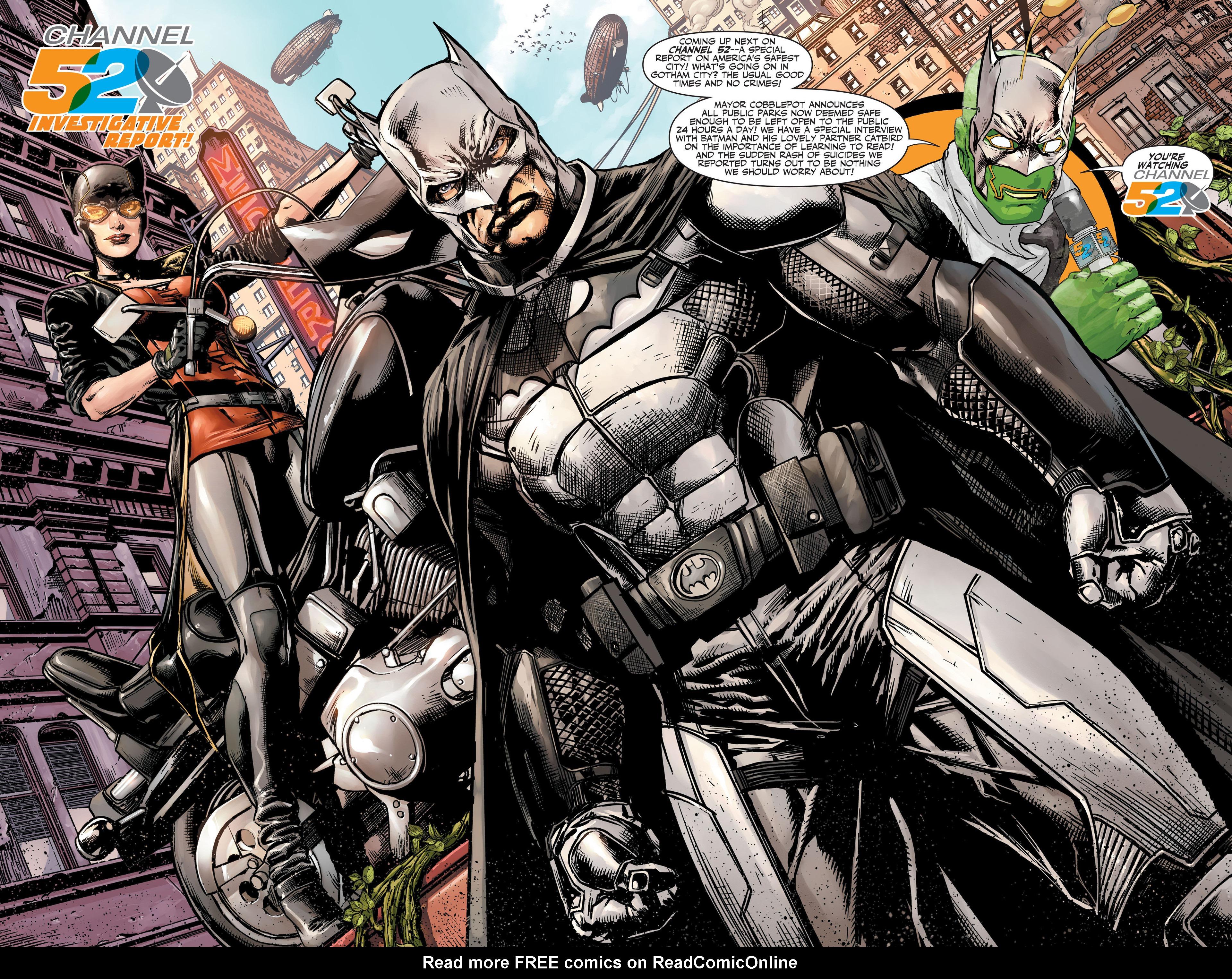 Supergirl (2011) Issue #27 #29 - English 22