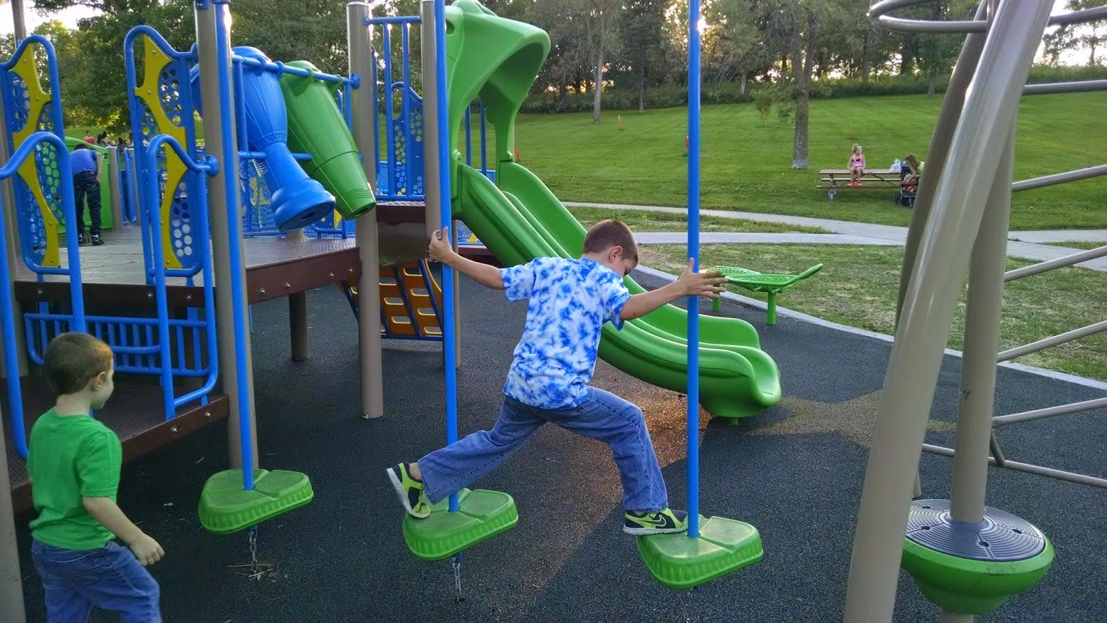 kidspert tour of parks