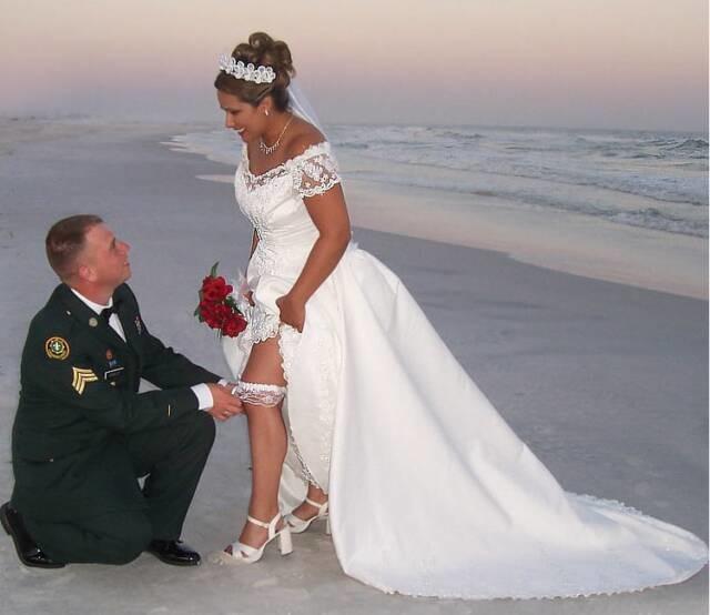 Week Day Beach Wedding