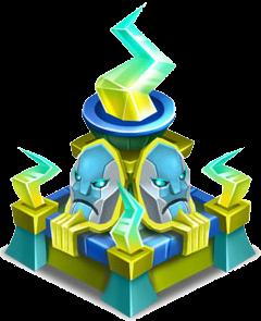imagen del templo de trueno de monster legends